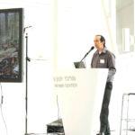 גיא קרארו סיגל בהרצאה בנושא דיקור סיני תל אביב